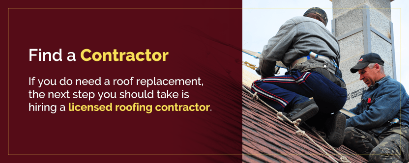 Find a Roofing Contractor