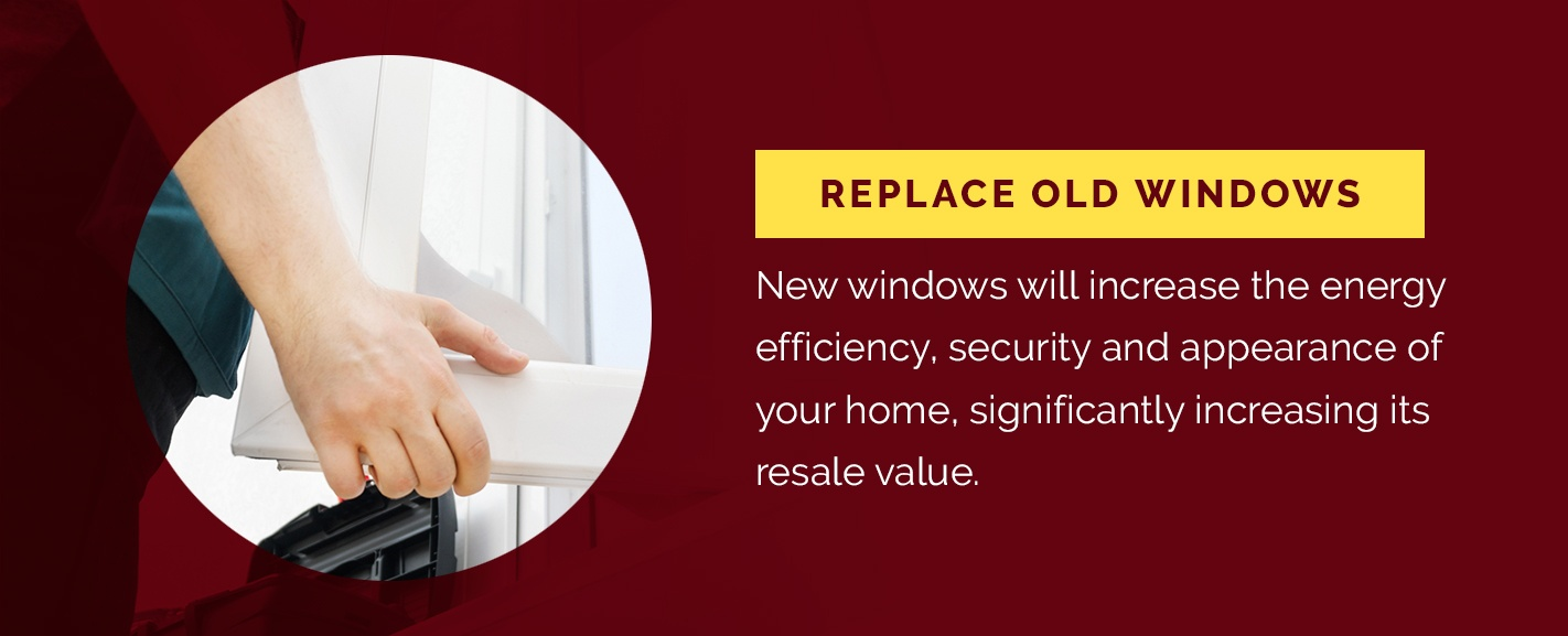 Replace Old Windows